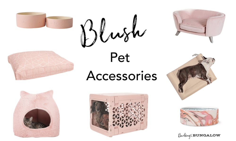 Blush Gifts for Dog Lovers
