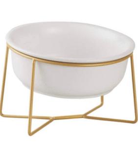 minimalist dog bowl
