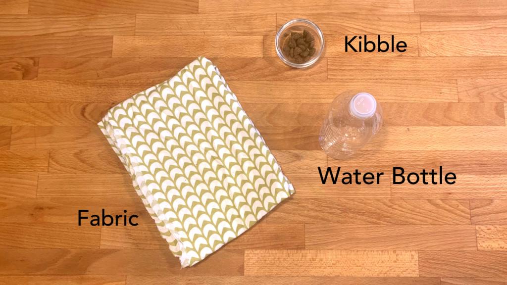 DIY DIY Water Bottle Crackle Toy