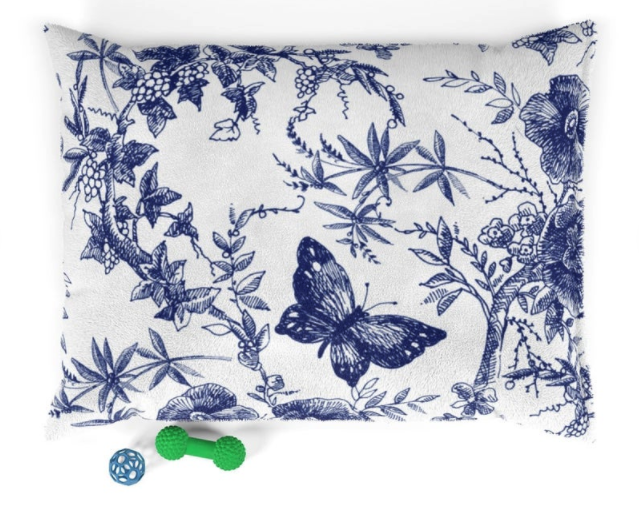 Chinoiserie Pet Bed